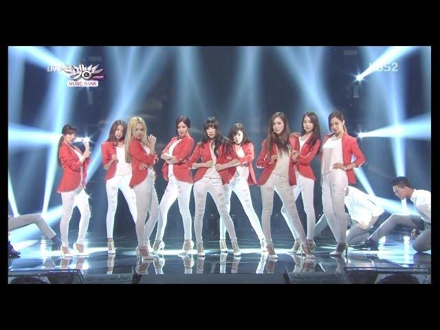 Girls' Generation 소녀시대_'Mr.Mr.'_KBS MUSIC BANK_2014.03.28