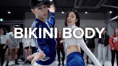 Bikini Body - Dawin ft. R City / Lia Kim & Koosung Jung Choreography