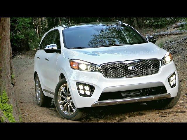 2016 Kia Sorento world premiere