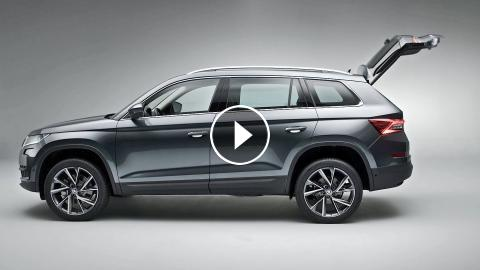 First Look 2017 Skoda Kodiaq Interior And Exterior Design