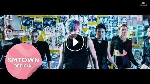 TAEMIN 태민 'MOVE' #2 Performance Video (Solo Ver )