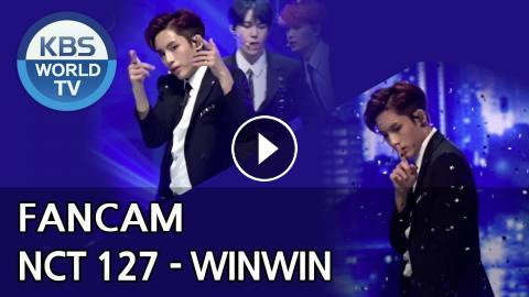 FOCUSED] NCT 127's WINWIN - Regular [Music Bank / 2018 10 19]