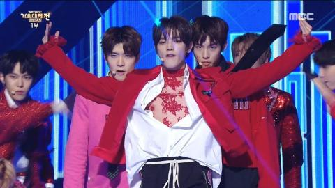 [2017 MBC Music festival] NCT 127 - Cherry Bomb,  엔시티 127 - 체리밤 20171231