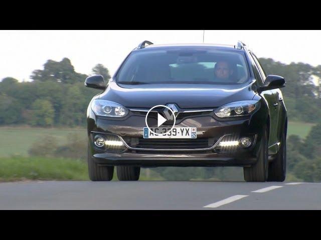2014 Renault Megane Estate Facelift