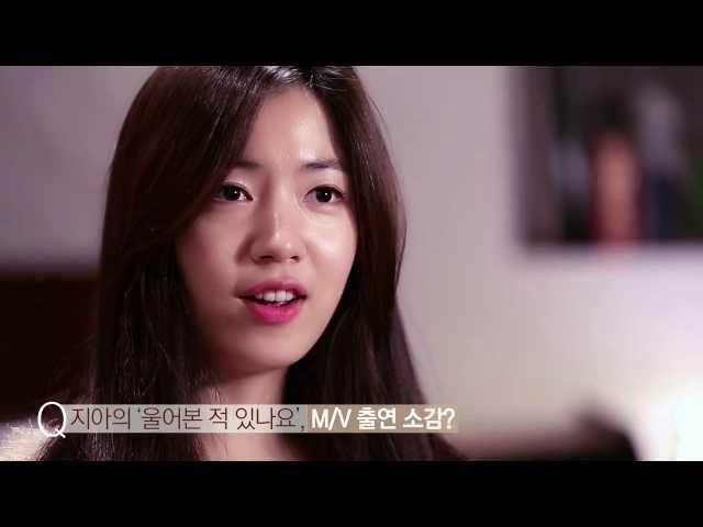 [BEHIND] ZIA(지아) _ Have You Ever Cried(울어본 적 있나요) M/V Making