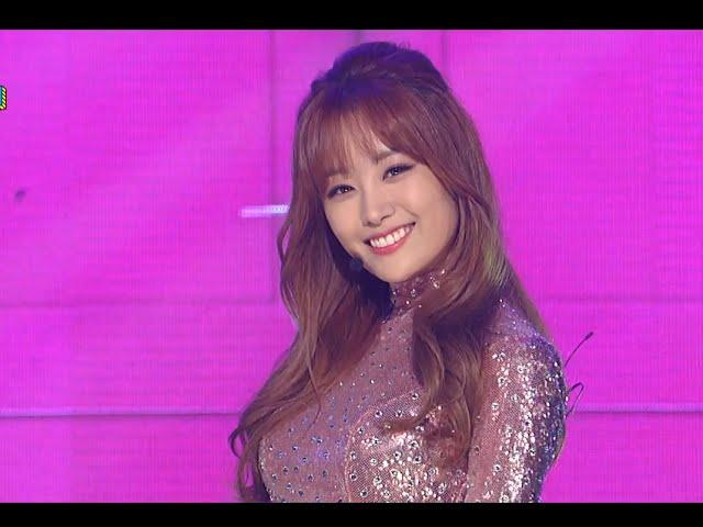 Song Ji-eun - Twenty-Five, 송지은 - 예쁜 나이 25살, Show Champion 20141029